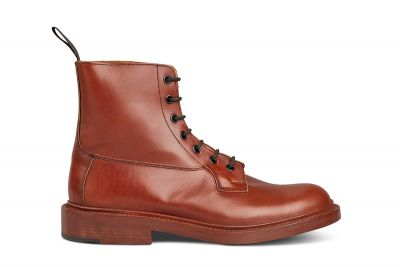 Burford Plain Derby Boot