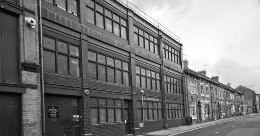 Tricker's Factory Northampton