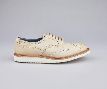 Durham Brogue Country Shoe