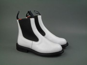 Ladies Elastic Sided Boot
